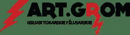Art.Grom Logo
